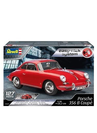 Revell  Maket Porsche 356 Coupe 07679 Renkli